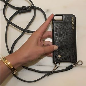 Bandolier NEW (never used) iPhone 8 case!